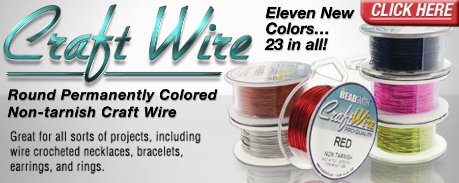 CRAFTWIRE NEW COLORS